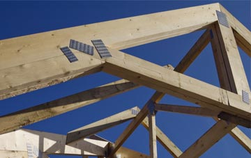 Anniesland roof trusses for new builds and additions